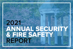 2021 Annual Security and Fire Safety Report